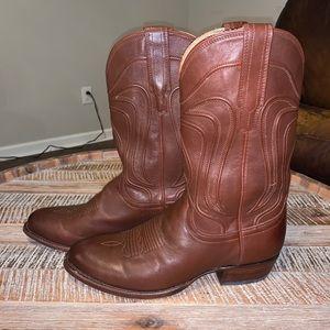 Tecovas Men's 9 Calf Leather Western Cowboy Boot